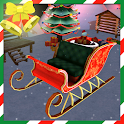 Xmas Gifts Delivery Parking 3D icon