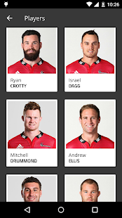 Rugby Live- screenshot thumbnail