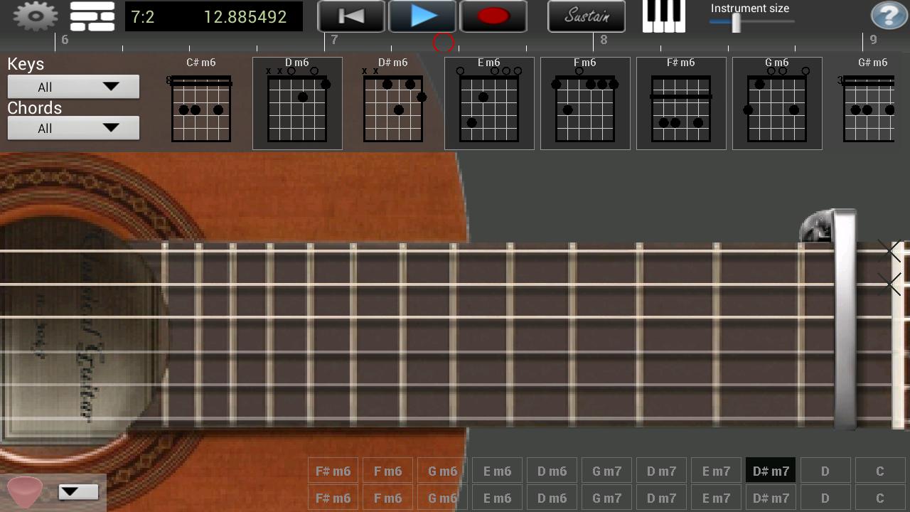 Скачать игру Guitar Pro для Android бесплатно