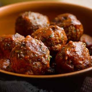 Mayonnaise Meatball Recipes.