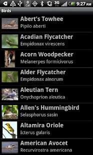 Birdspotter - screenshot thumbnail