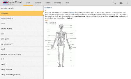 Oxford Medical Dictionary TR 4.3.136 screenshot 75383