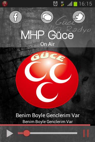Radyo MHP Güce