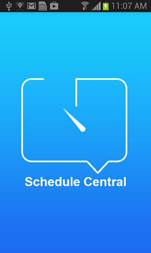 Schedule Central
