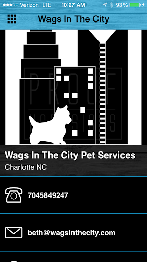 Wags in the City