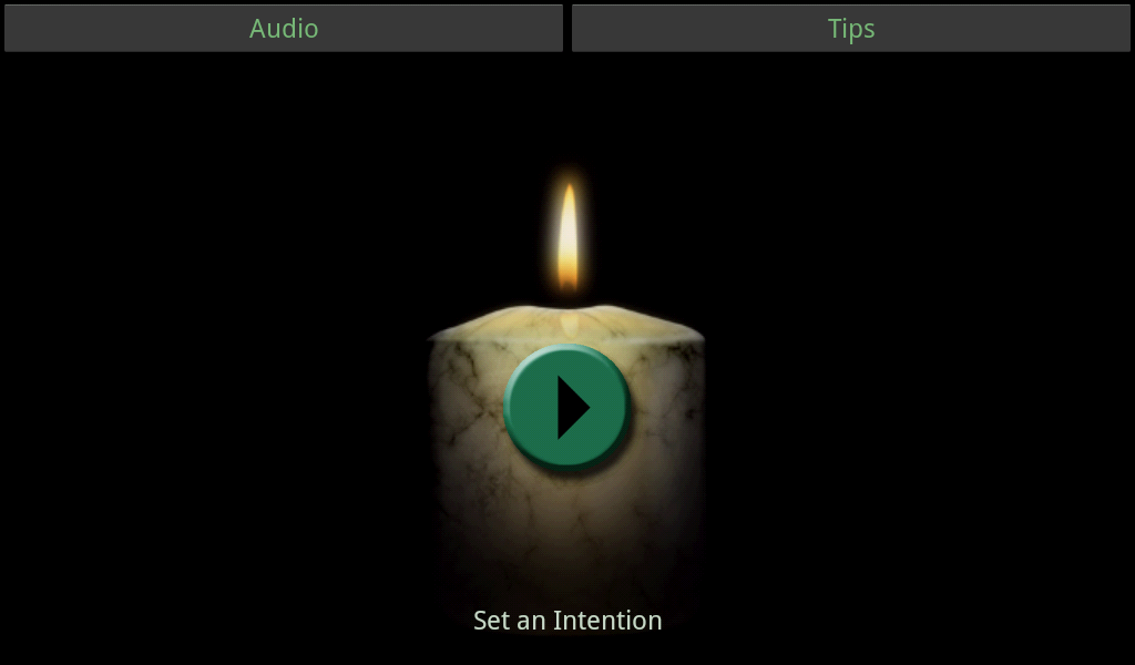 Mindfulness Meditation - screenshot