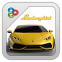 Lamborghini GO Theme icon