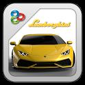 Lamborghini GO Theme icon