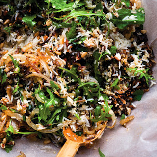 Rice Salad With Nuts and Sour Cherries From 'Plenty More'