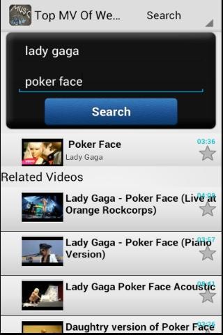 【免費音樂App】Top Music Video-APP點子