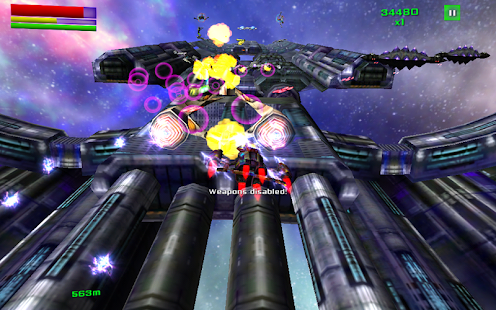 Galactic Run - screenshot thumbnail