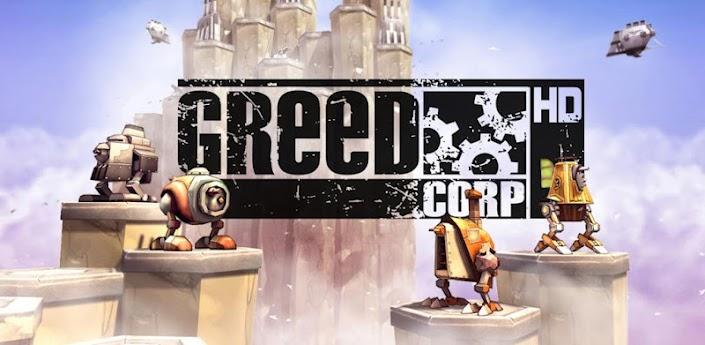 Greed Corp HD apk