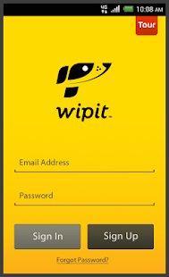 Wipit- screenshot thumbnail