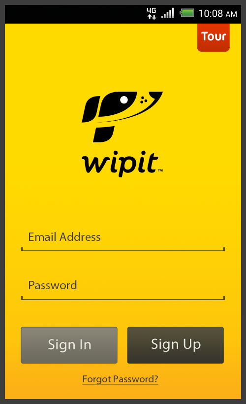 Wipit- screenshot