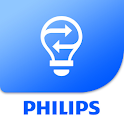Philips LED Lamp Finder logo