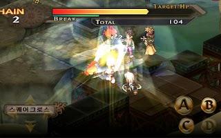 Screenshot of 블레이징 소울즈(Blazing Souls)