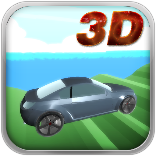 瘋狂的賽車遊戲3D 模擬 App LOGO-APP開箱王