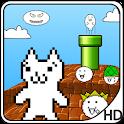 Super Cat World: Syobon Action icon