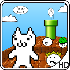 Super Cat World: Syobon Action for PC and MAC