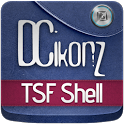 DCikonZ Leather TSF Theme icon