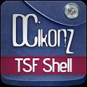 DCikonZ Leather TSF Theme icon