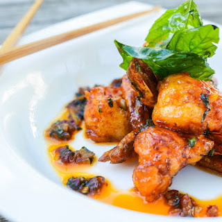 Thai Chili Garlic Shrimps