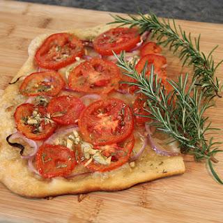 Easy Italian Flat Bread.