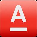 Альфа-Банк (Alfa-Bank) logo