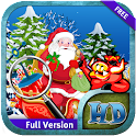 Missing Reindeer Hidden Object icon
