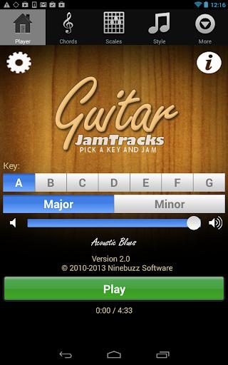 ギタージャムトラック:スケールバディ|玩音樂App免費|玩APPs