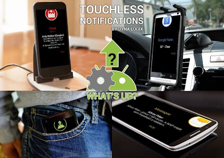 Touchless Notifications Free- screenshot thumbnail