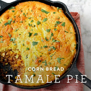 Corn Bread Tamale Pie.