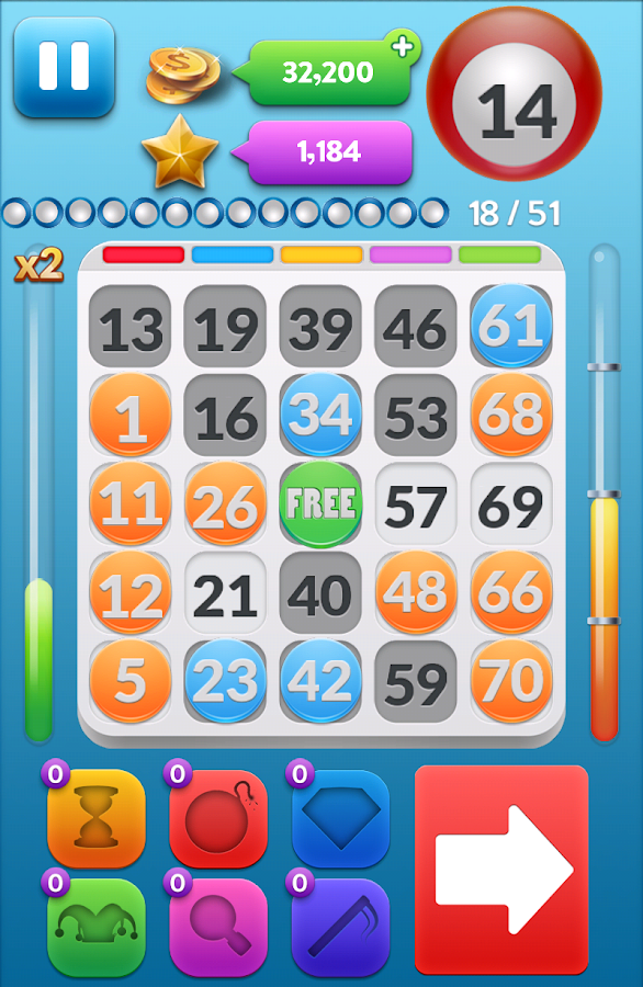 Bingo Madness - screenshot