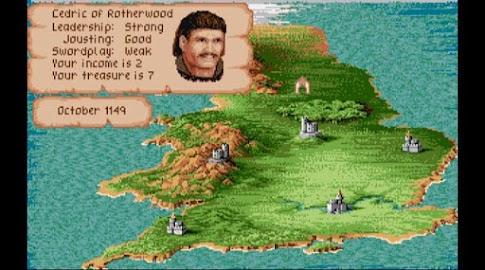 Defender of the Crown Screenshot 21