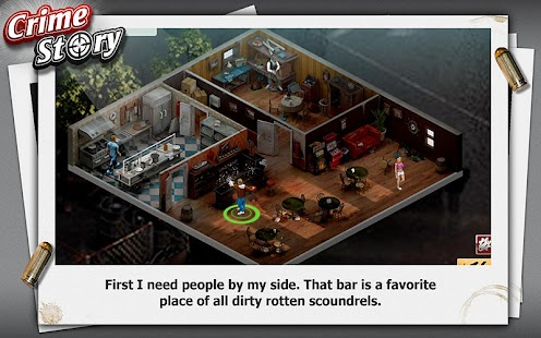 Crime Story Screenshot 3