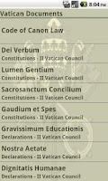Screenshot of Laudate - #1 Free Catholic App