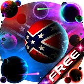 Rebel Flag Planet Free