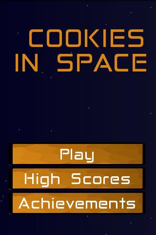 Cookies in Space