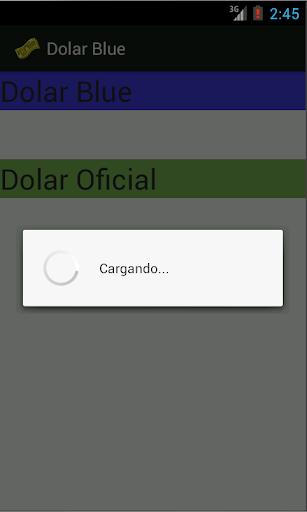 Dolar Blue - Cotizacion Arg
