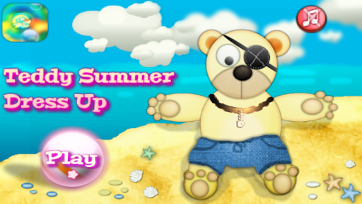 Teddy Bear Dressup