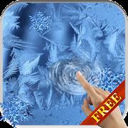 Frozen Glass Live Wallpaper HD