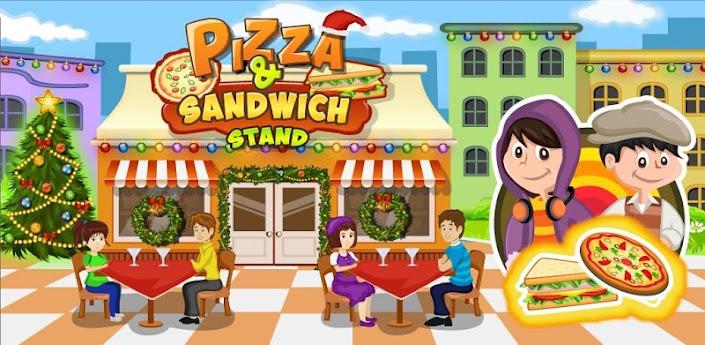 Pizza &amp Sandwich - Cooking Pro