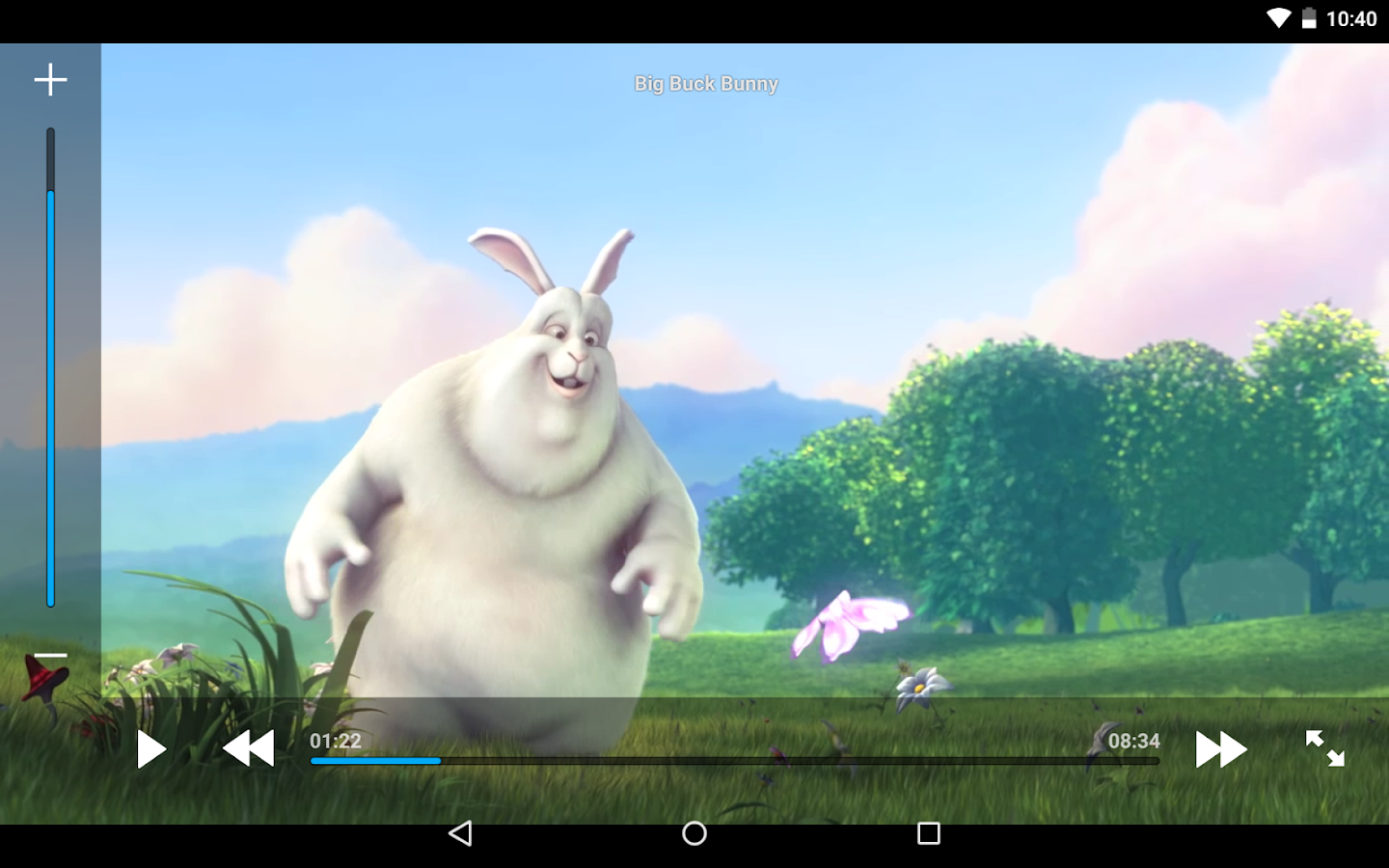 Archos Video (MTK)- screenshot