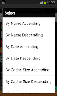 App Cache  Cleaner- screenshot thumbnail
