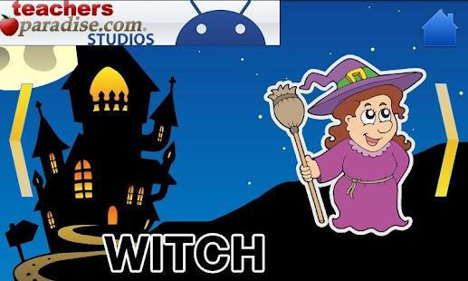 Happy Halloween Shape Puzzles- screenshot thumbnail