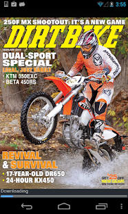 DIRT BIKE MAGAZINE- screenshot thumbnail