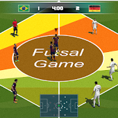Futsal Football Games 2015