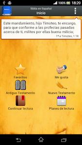 Biblia en Español Reina Valera 4.2.1