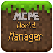 MCPE World Manager