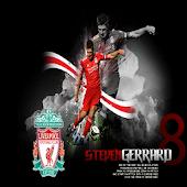 Steven Gerrard HD Wallpaper